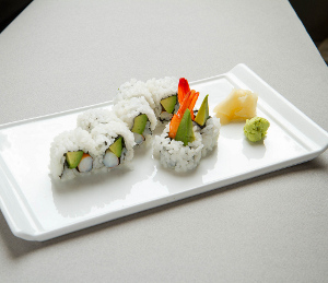 Shrimp and Avocado Roll