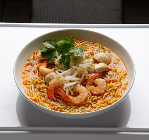 Tom Yum Shrimp